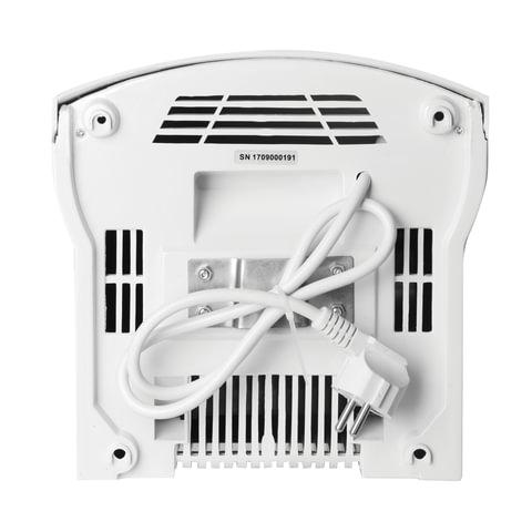 Сушилка для рук SONNEN HD-688, 2000 Вт, скорость потока 9,5 м/с, пластик, белая